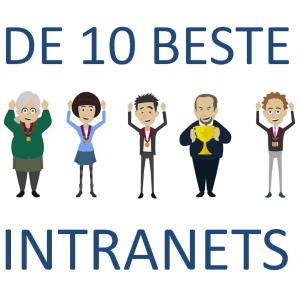 De 10 beste intranets van 2018