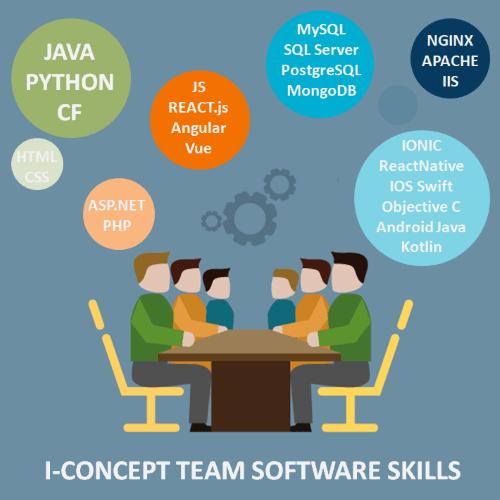 i-Concept Team Software Development Skills